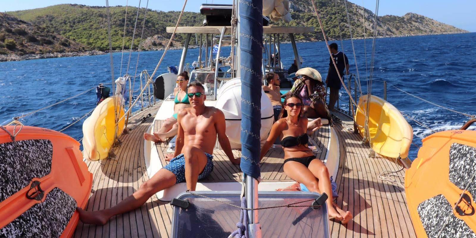 Sail in Greece with us!!!