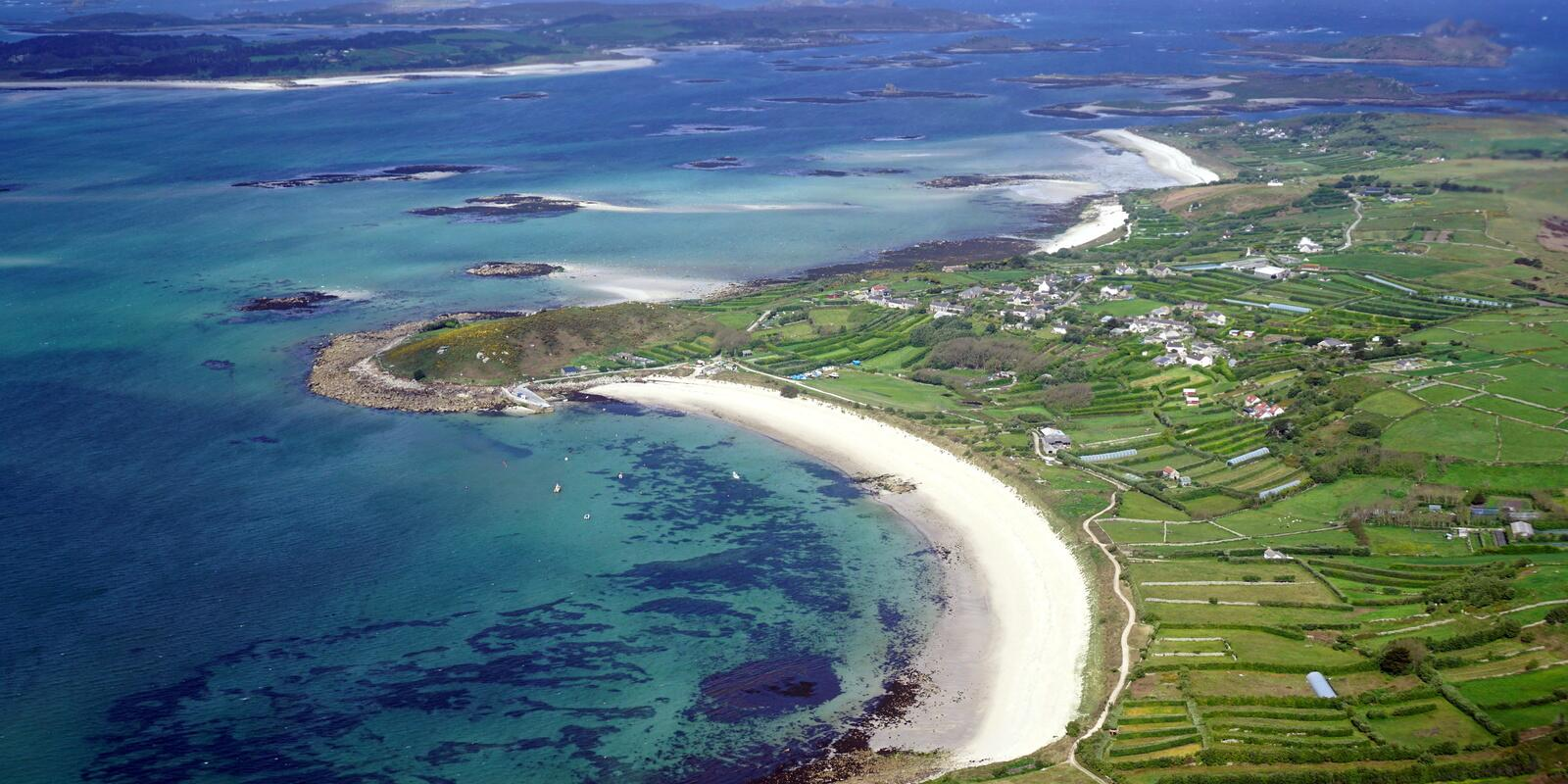 5 nights exploring the Isles of Scilly (on the south coast of England) - with a British skipper