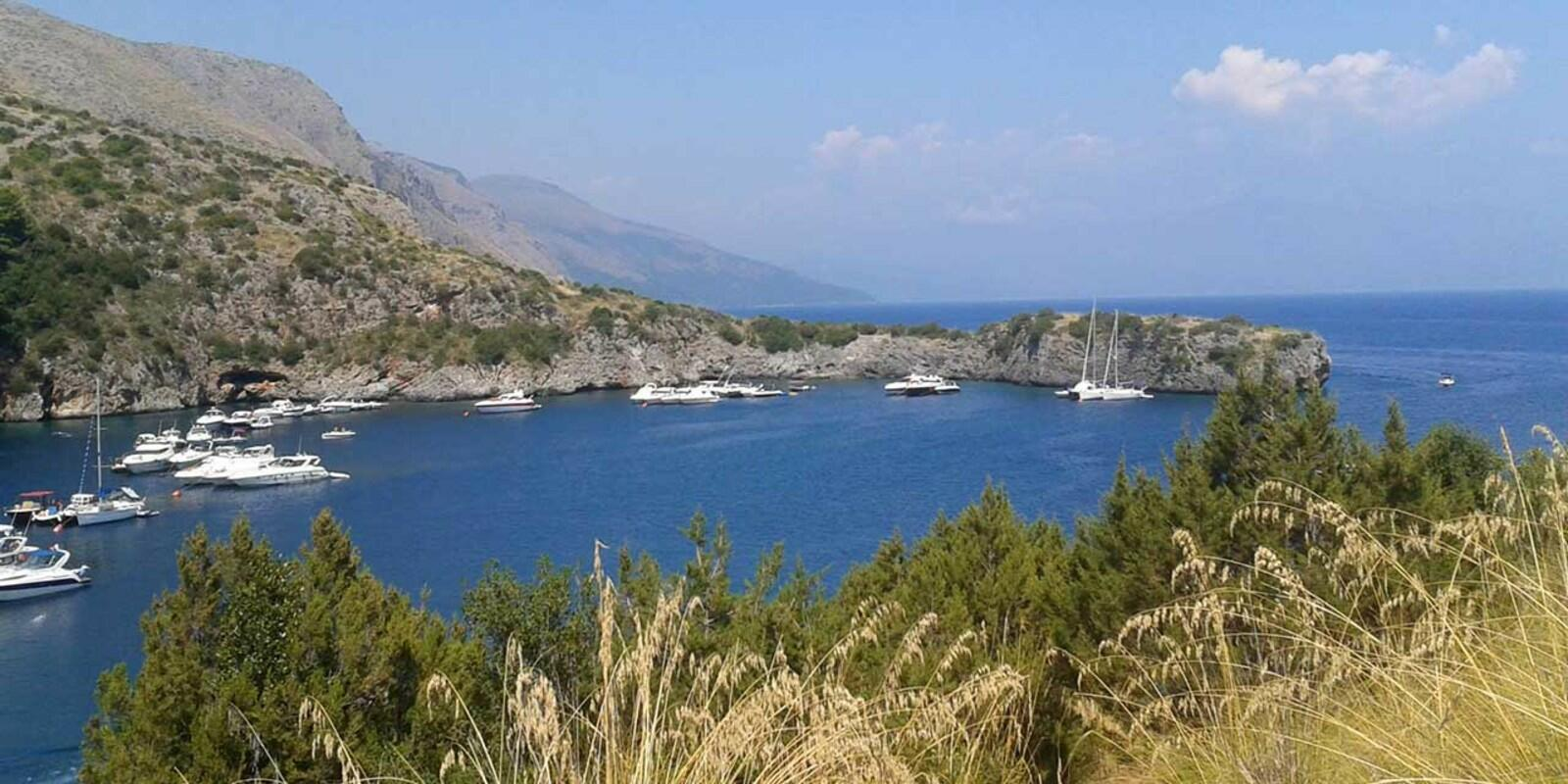 Experience the Cilento Coast on a sailing boat!