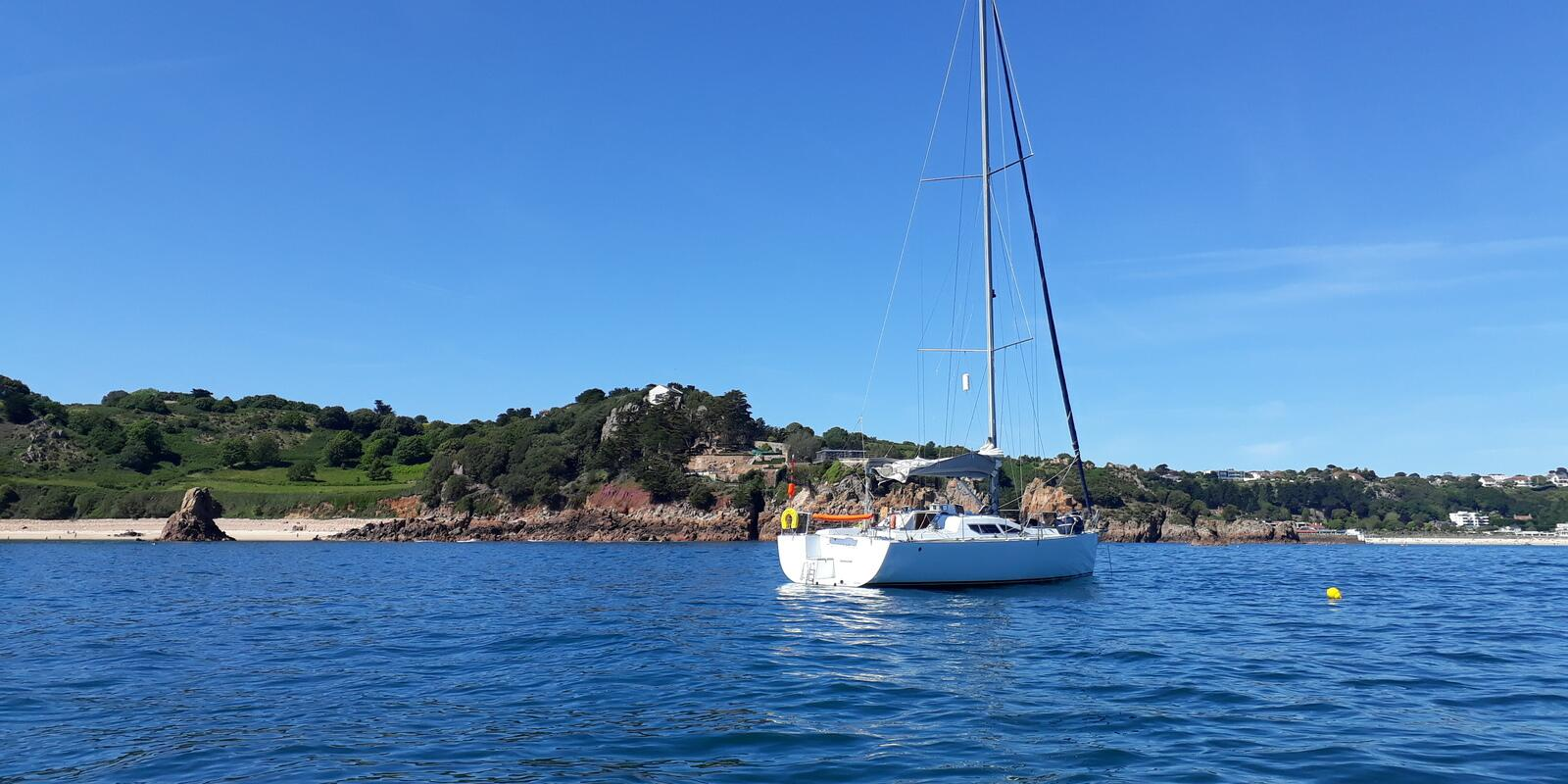 Take a week to visit the Channel Islands by sailing from Saint-Malo