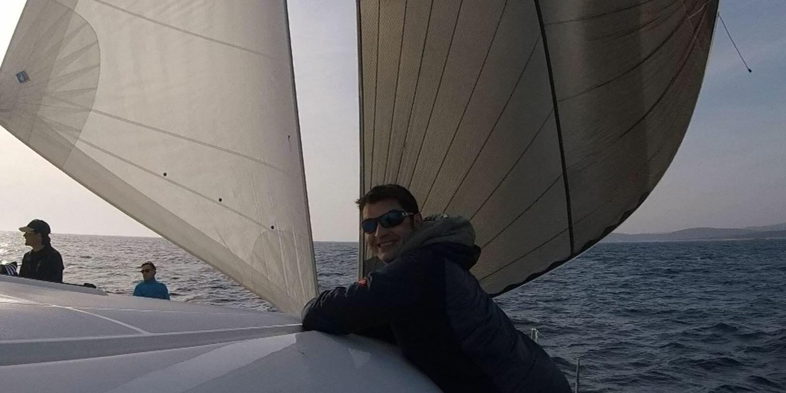 1 week High Performance Sailing Transfer in a Catamaran - from Gibraltar to Ibiza