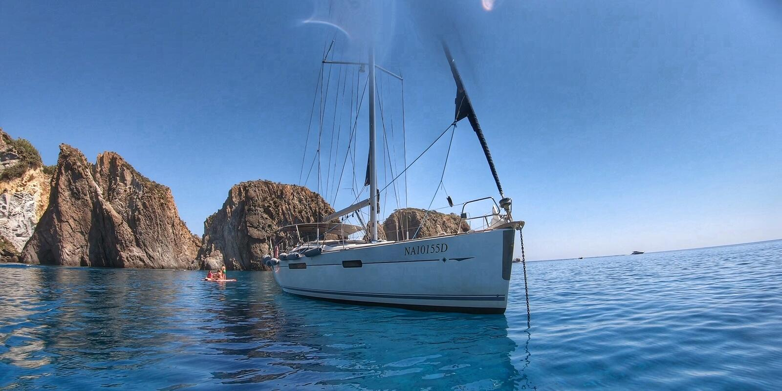 Pontine Islands and Bells - Week on a sailing boat