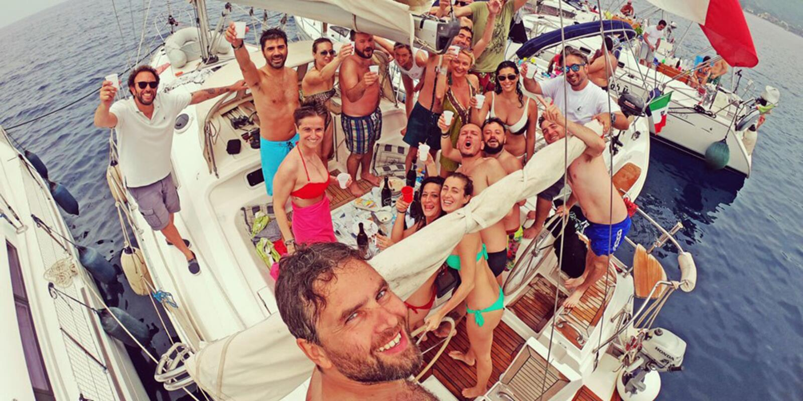 Summer Boat Party sans fin