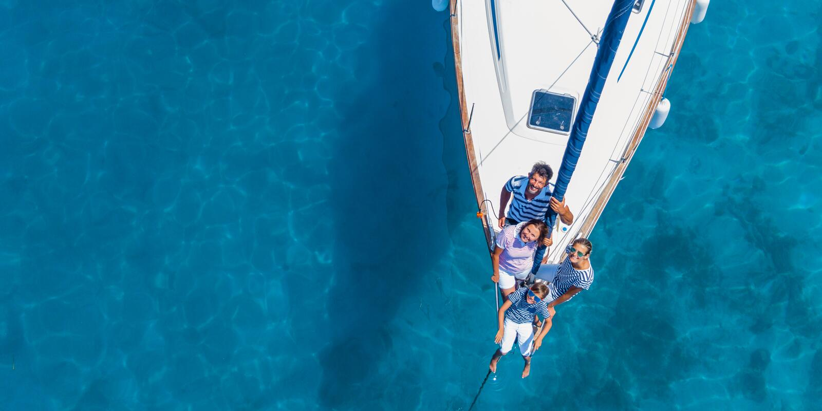 The family friendly Ionian cruise