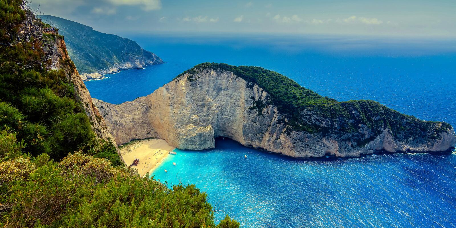 On the route of Ulysses sailing! Ithaca, Zakynthos, Kefalonia in a splendid Oceanis 46.1 of 2020 !!