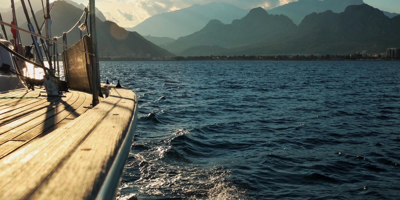Caribbean- Sailing in the Grenadines- St. Vincent to Tobago