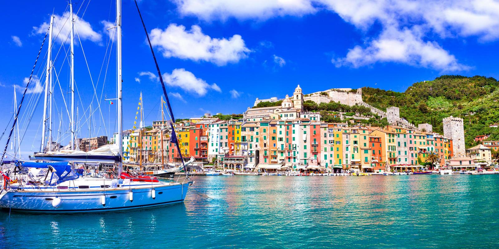 Weekend of relaxation between Portovenere and the Cinque Terre