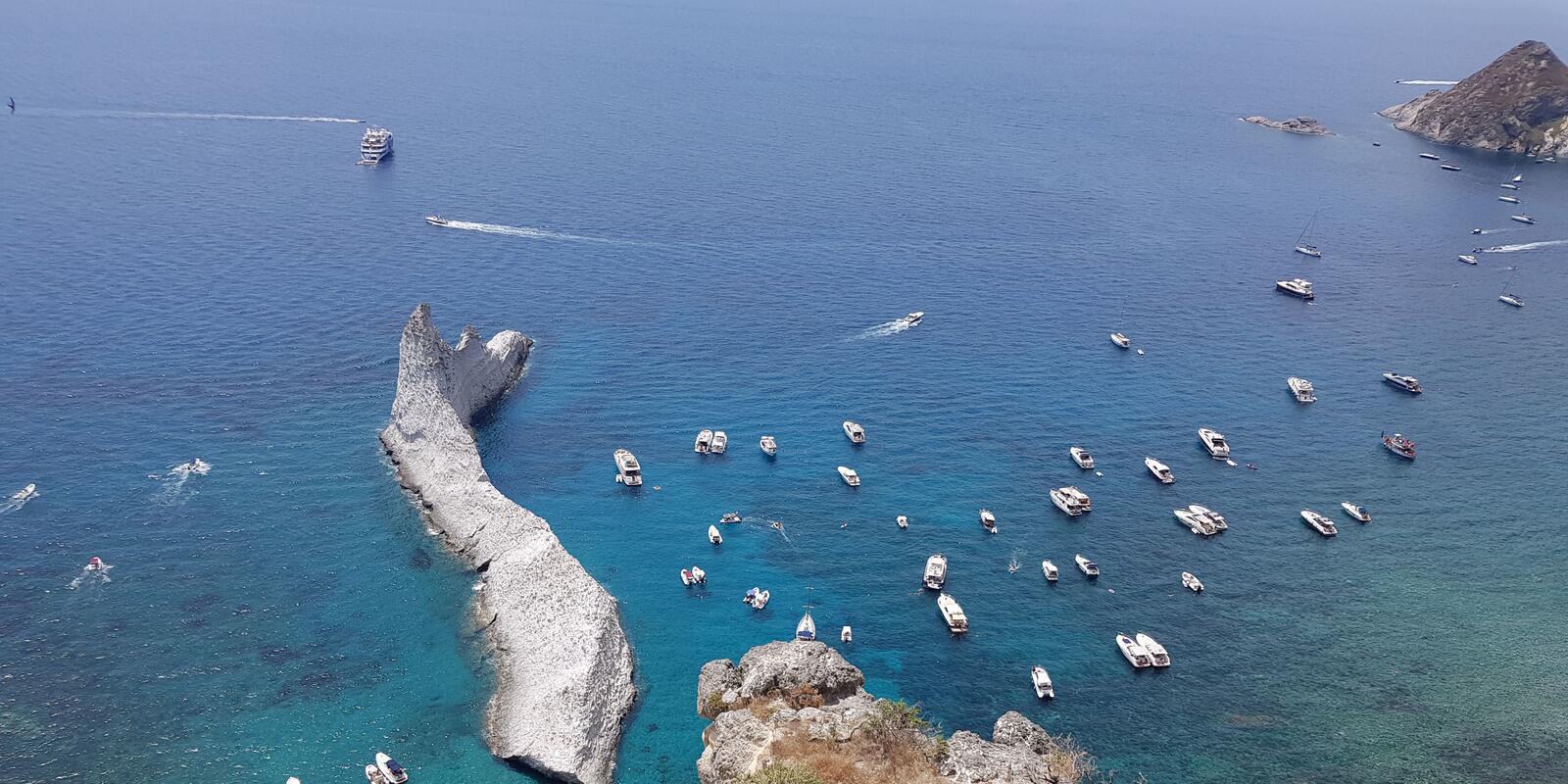 Merveilleux week-end à la Pontine ... mer relaxante et turquoise