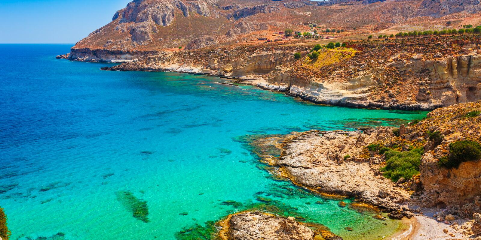 From the Cyclades to the Dodecanese