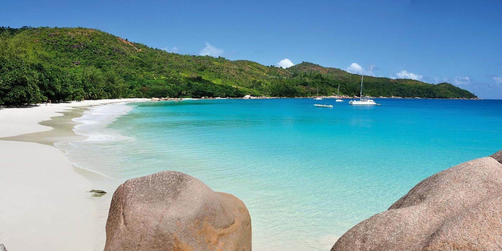 Join Us on a Seychelles Winter Escape - Private, Small Group Charter on Luxury Catamaran