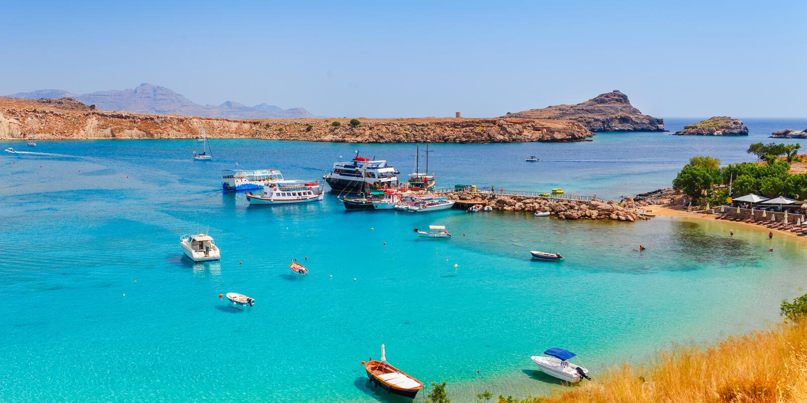 From Kos to Samos: The North Eastern Dodecanese