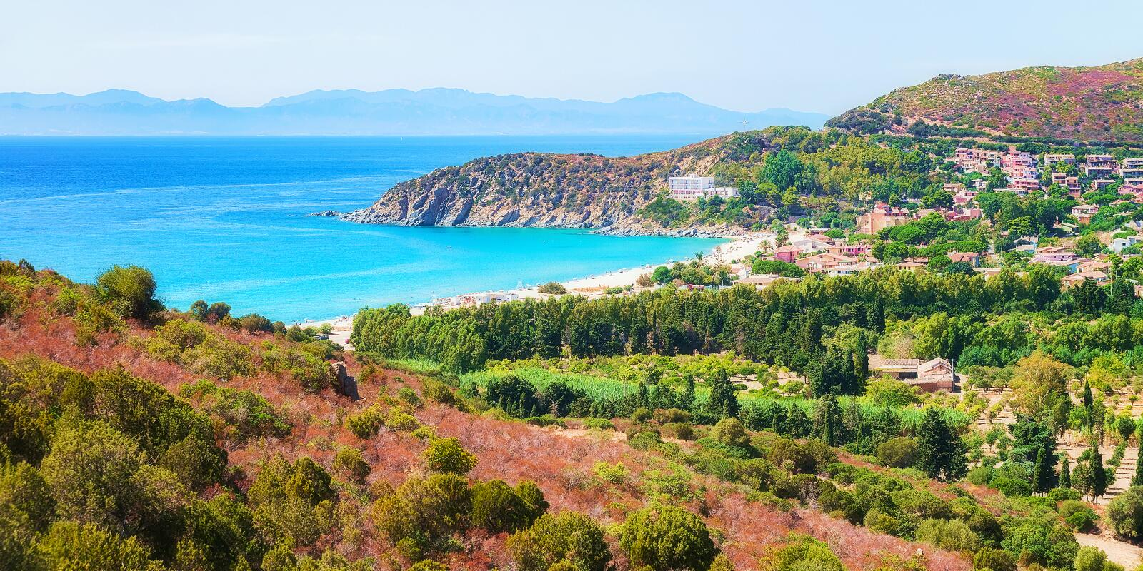 Sailing cruise in Corsica and Sardinia - One way from Sanremo to Cagliari in the heart of the Mediterranean