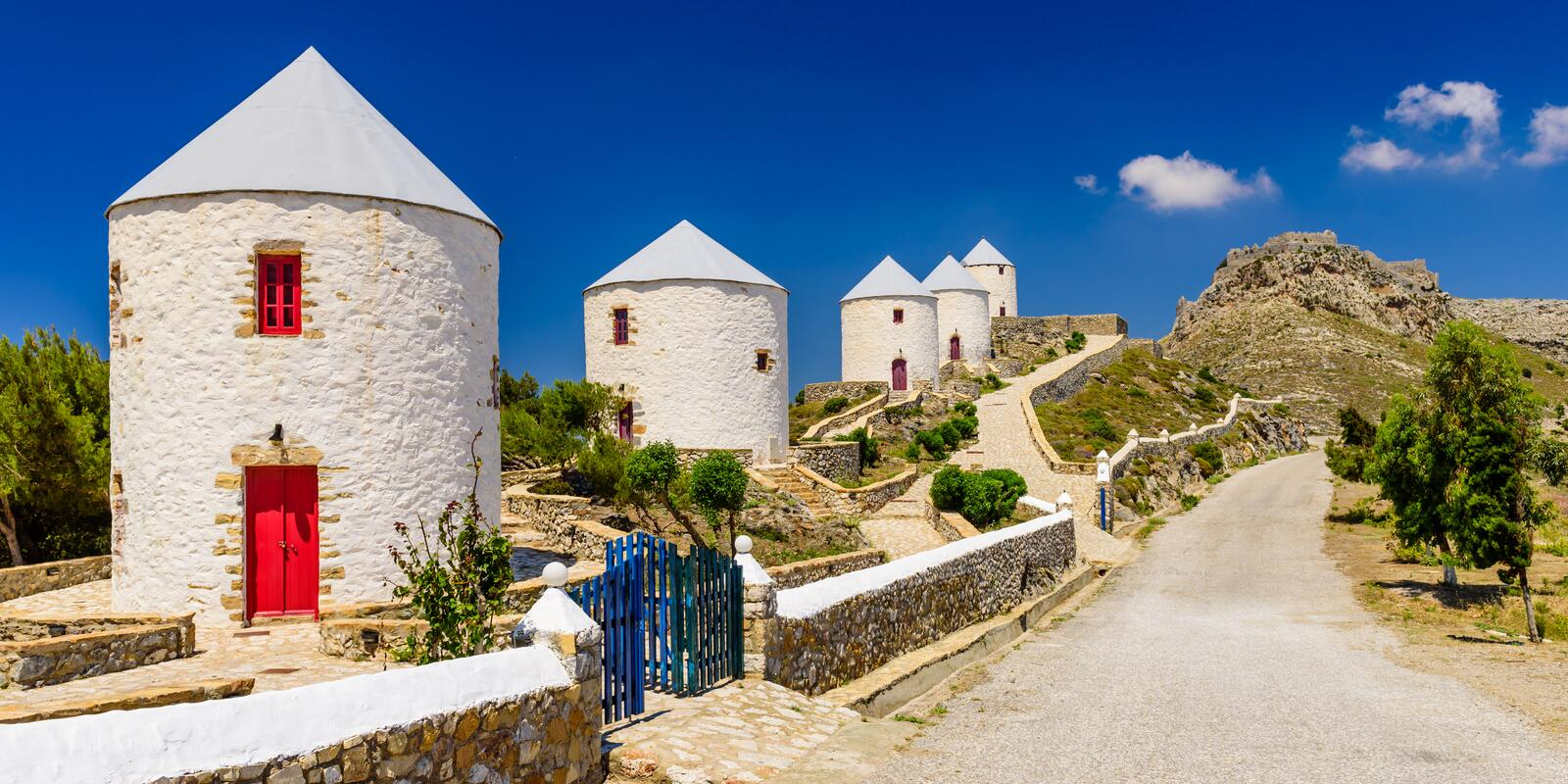 Easter trekking and sailing - Dodecanese one way Kos - Rhodes, max 4 guests, all inclusive!