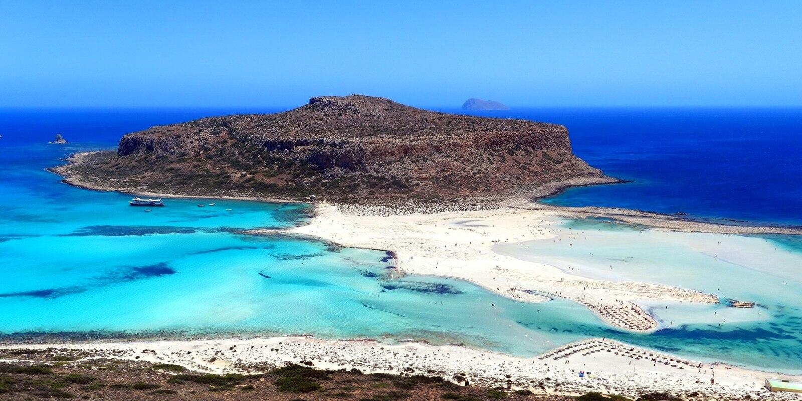 Discovery of western Crete, Chania region (Chania) with cook on board!