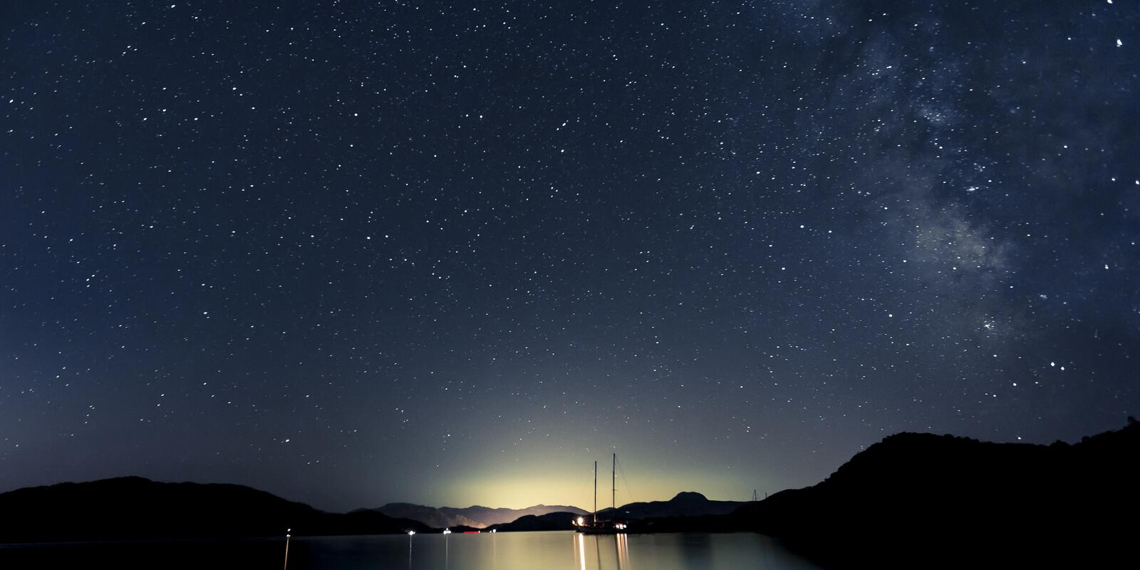 Corsica of the Shooting Stars in Corsica