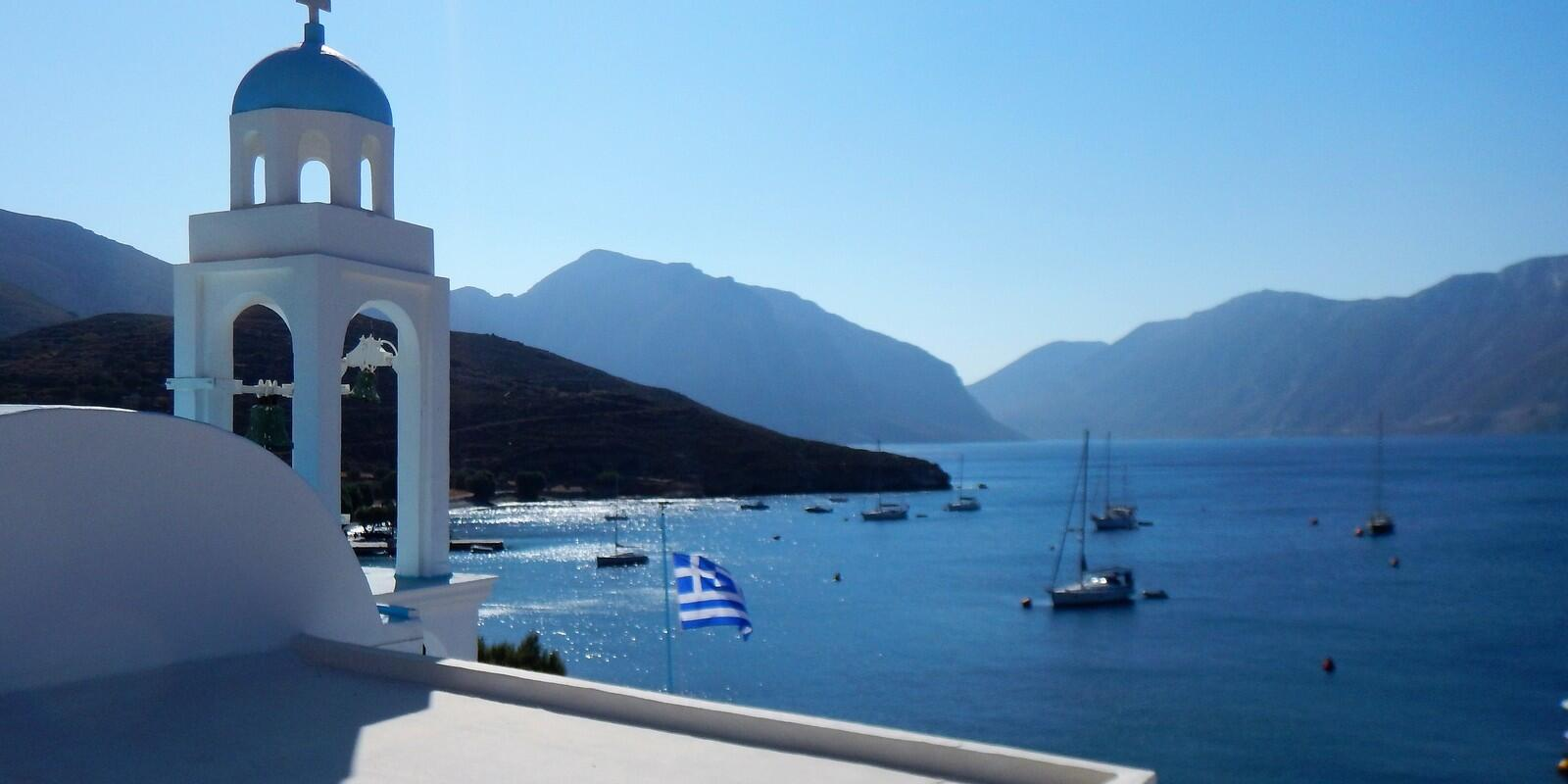 A unique holiday: Rhodes, Khalki, Alimia, Symi. The most beautiful bays in the Dodecanese