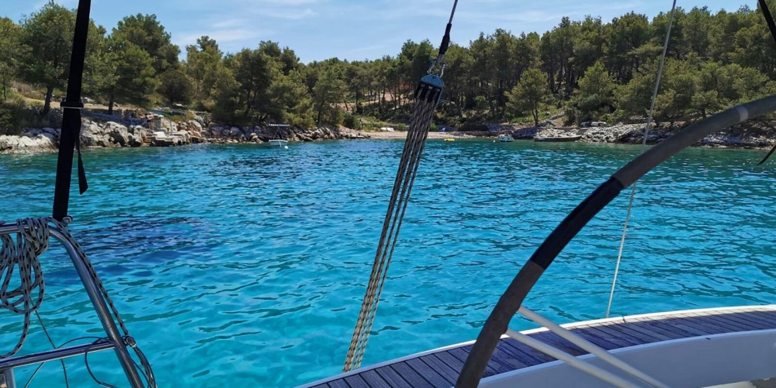 Private sailing tour - Discover the best of central Dalmatia