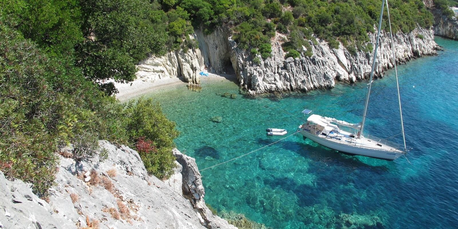 All Inclusive Cruise to the Ionian Islands - Just think about relaxing ... we'll take care of the rest!