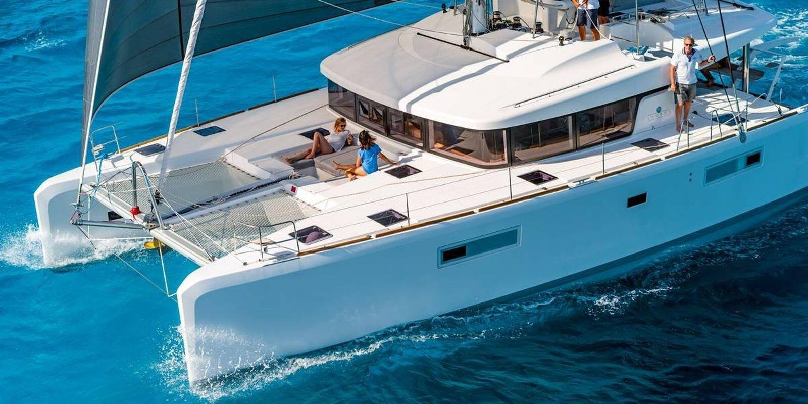 Spanish Summer: To the Balearic Islands aboard a spacious Lagoon 42 Catamaran