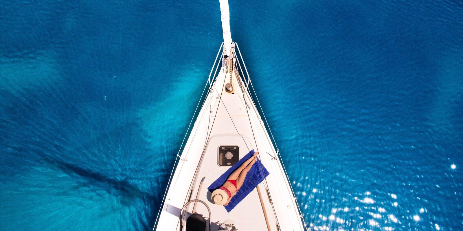 Discovering the Aeolian Islands - A week of sailing