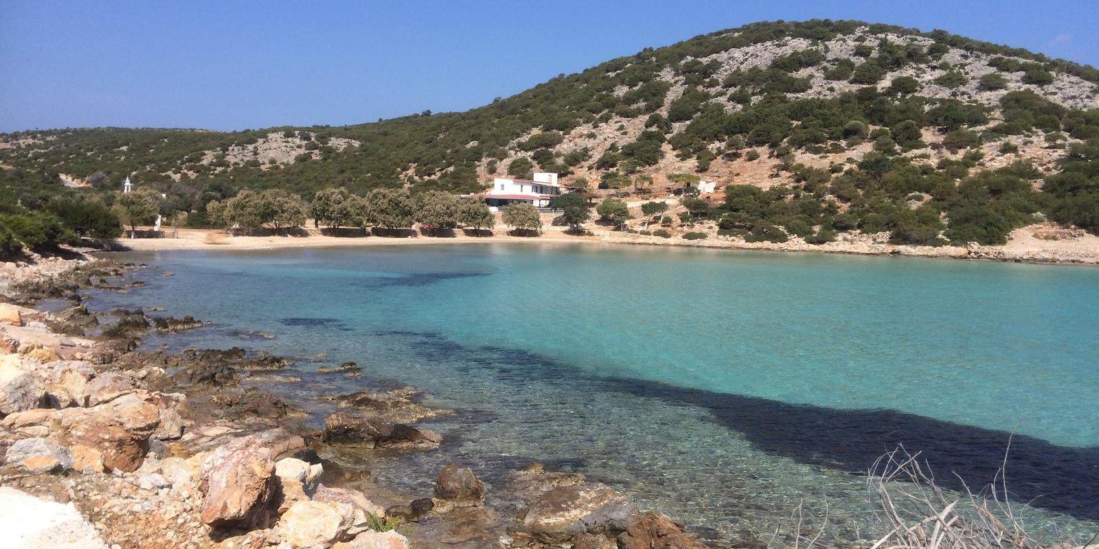 From Athens to Rhodes, an Aegean to cross