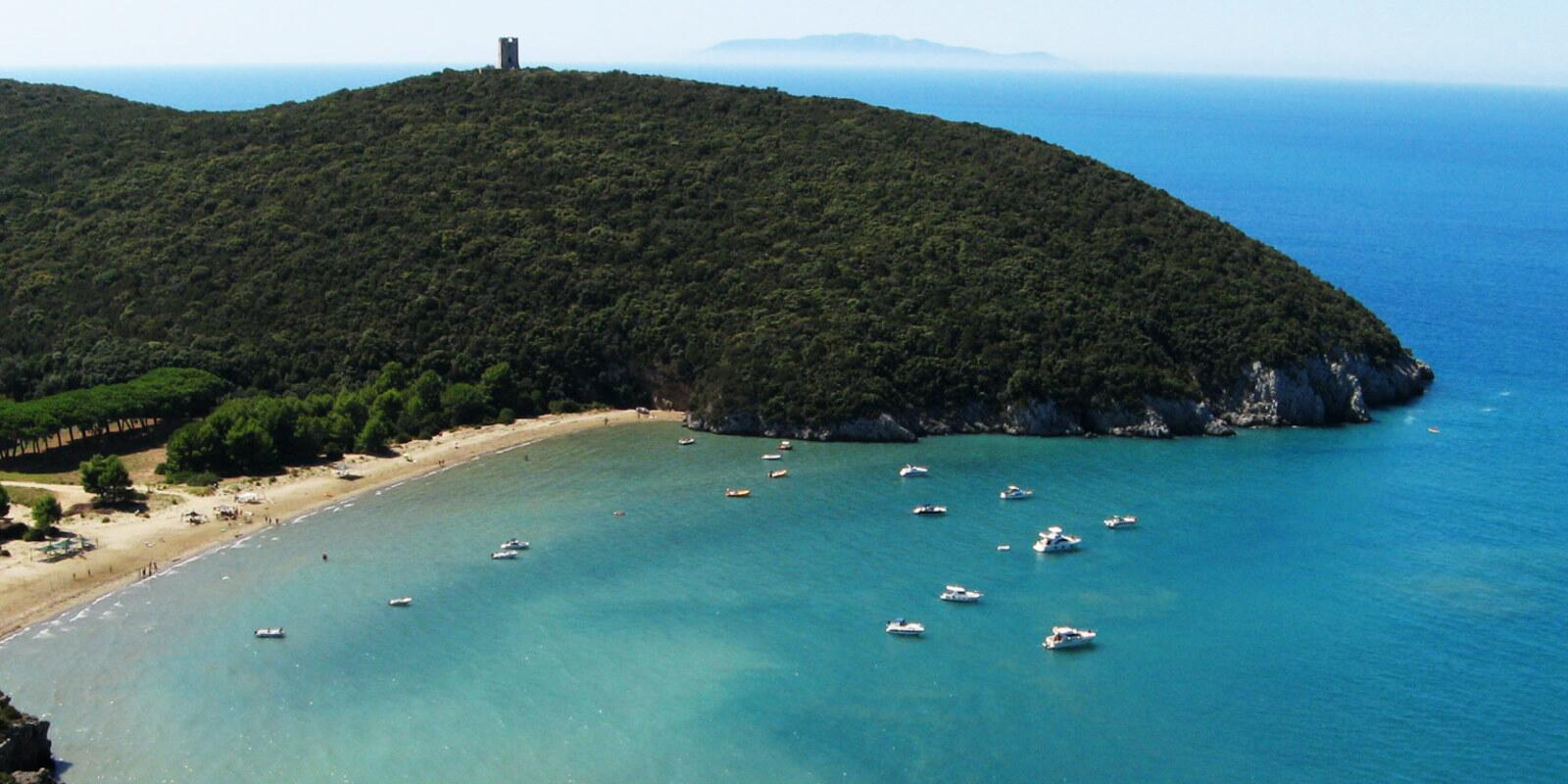 Tuscan Archipelago South Route