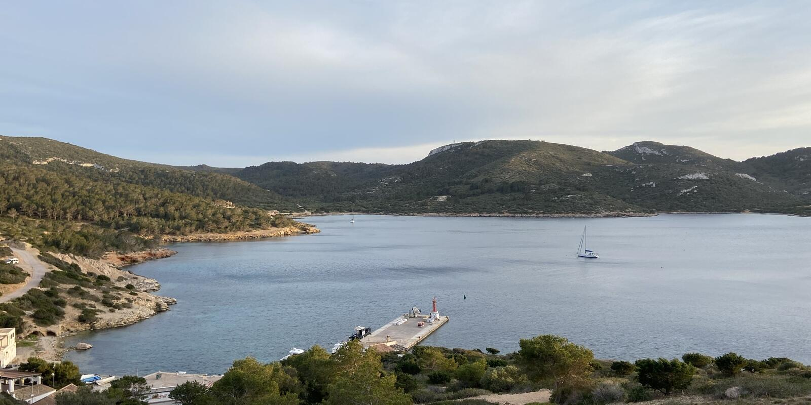 Discovery of the magnificent coves of Corsica and Sardinia