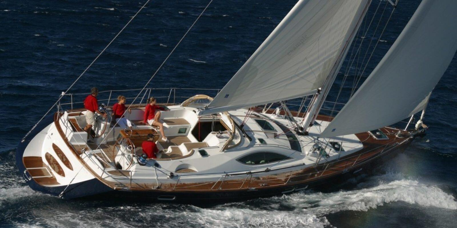 Cabin charter IONIAN ISLANDS, from Corfu, Paxos and Antipaxos, Maxiyacht with Chef