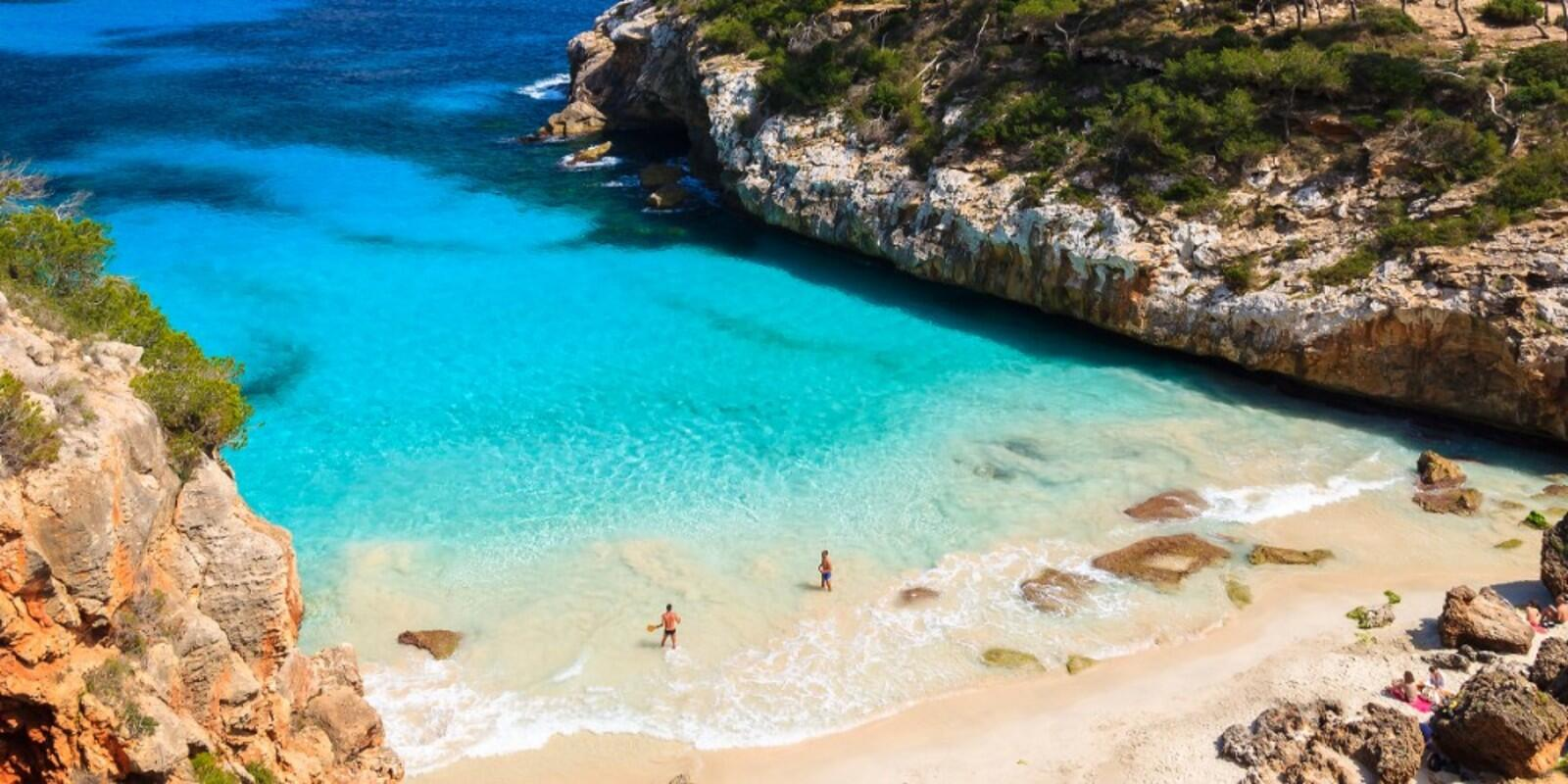Mallorca; Cabrera and Menorca, between beauty and fun