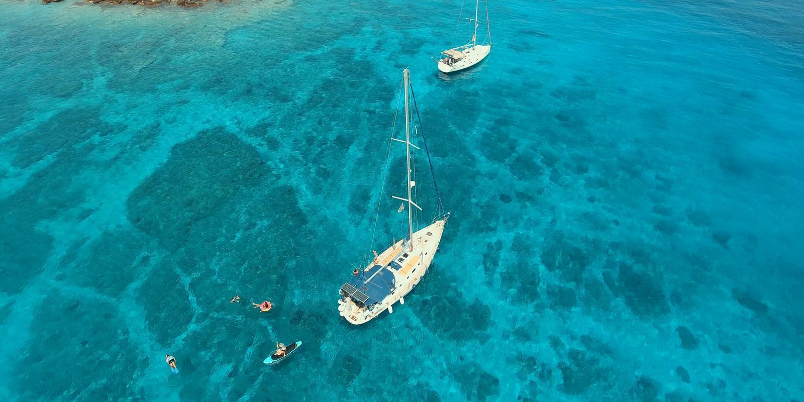 4 day sailing adventure! Max 6 guests in 8 berths.This year travel in comfort & avoid the crowds