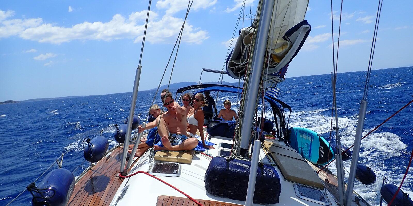The BEST of the Cyclades & Saronic. Only 4- 6 guests - travel in comfort and avoid the crowds!