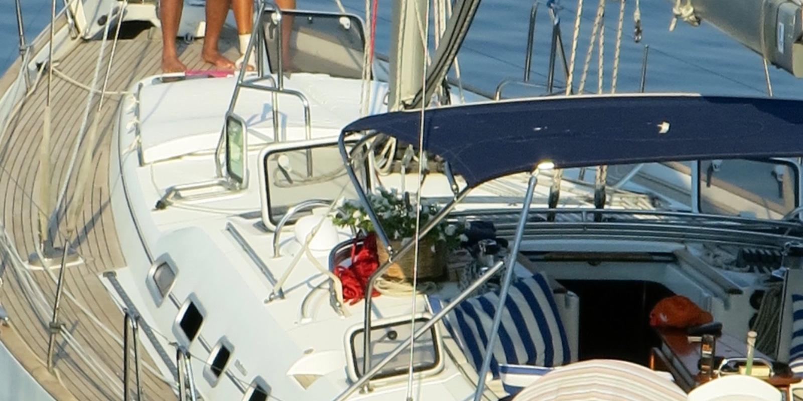 From Athens to Aegina,Hydra,Spetses,Poros,sea and history,a luxourious boat  with skipper and hostess