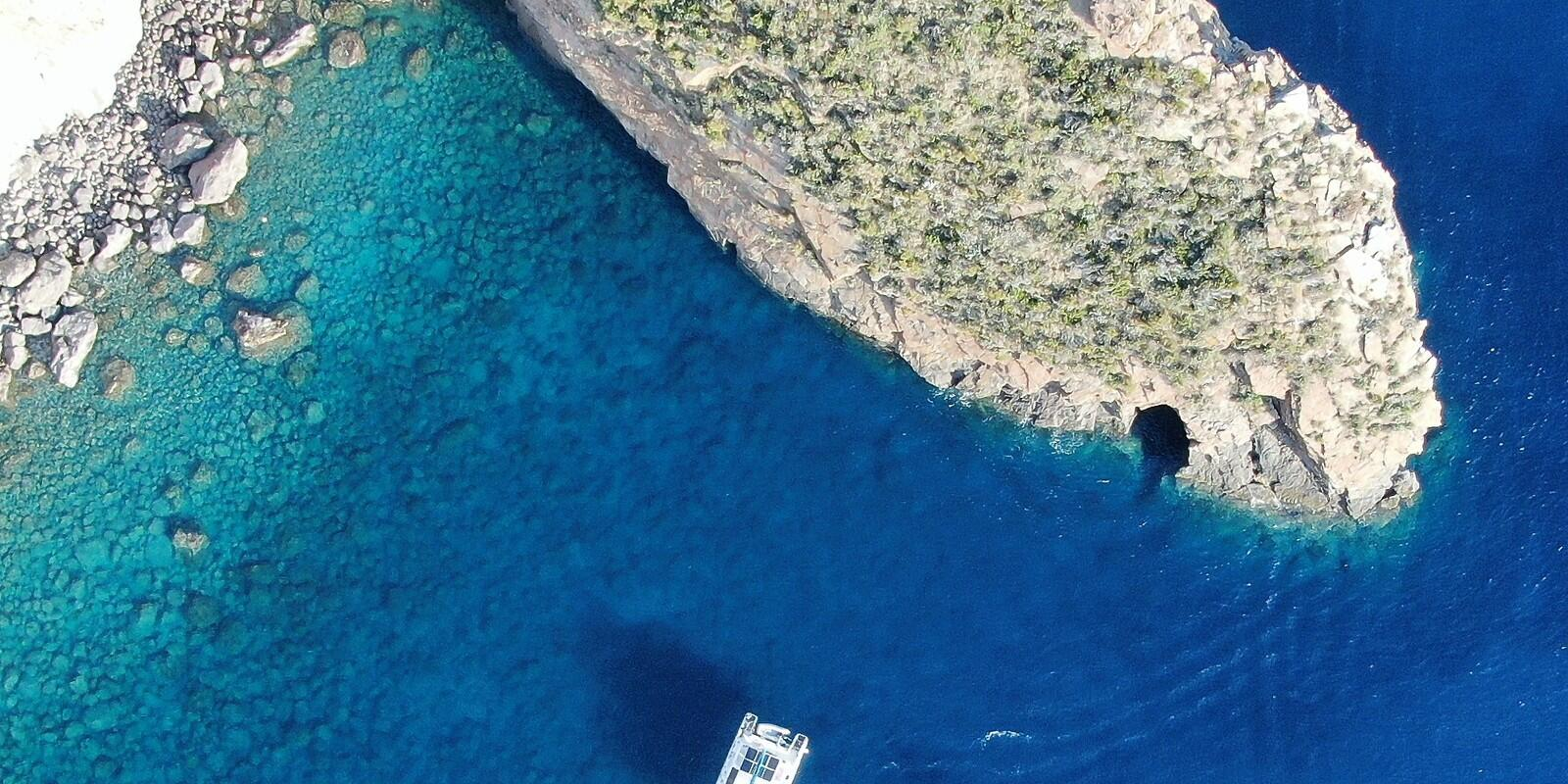 We will sail in the north of Sardinia, a paradise for sailors and a fatal attraction for the eyes