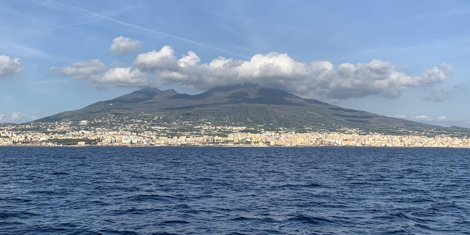 DAILY EXCURSION IN THE GULF OF NAPLES