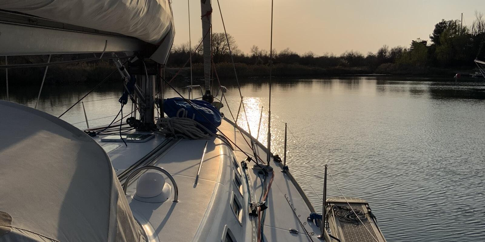Northern Sardinia and Southern Corsica on an exceptional 47-foot sailboat for 4 privileged people