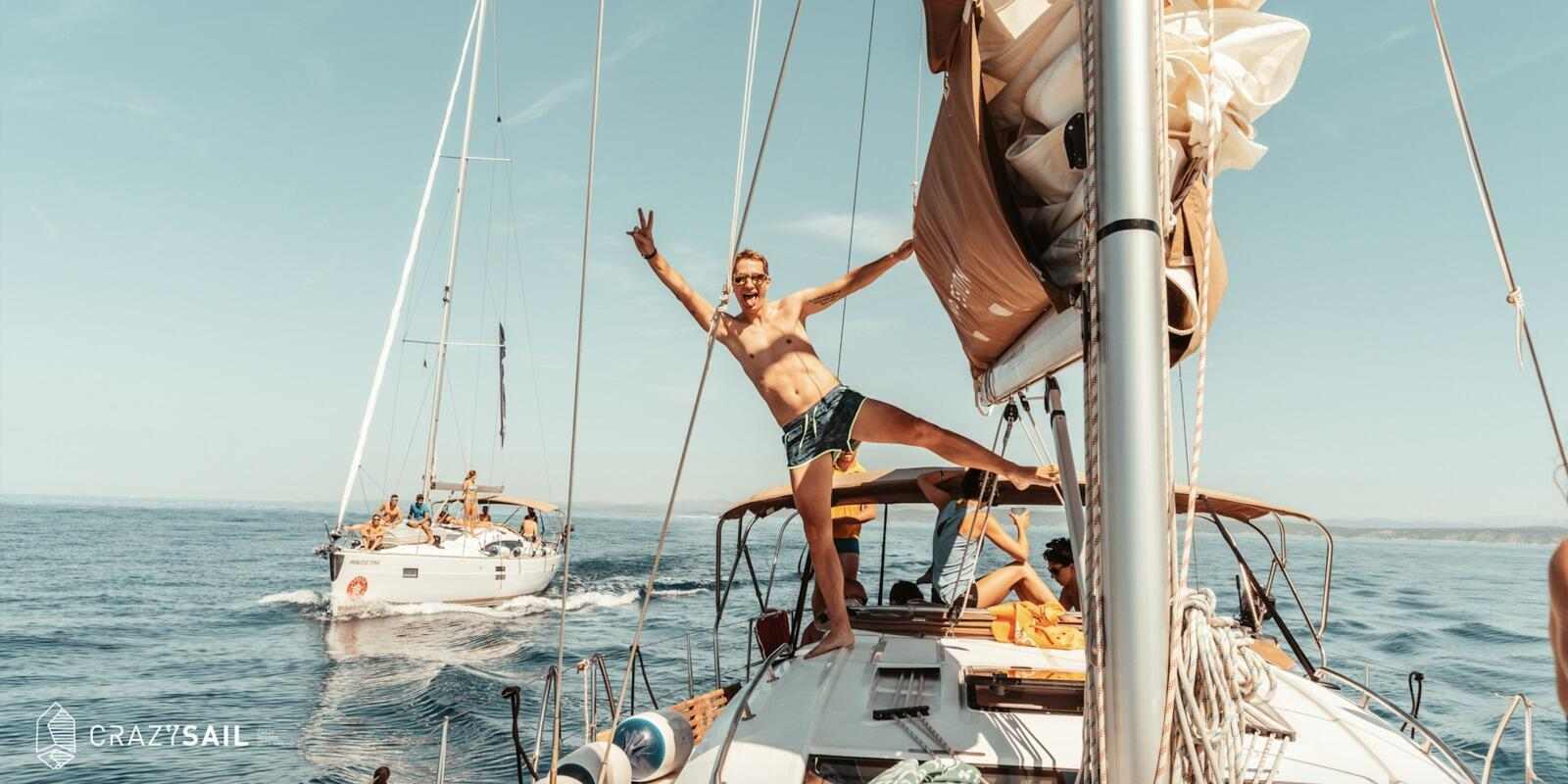 CRAZYSAIL GREECE - 4 boats to the Saronic islands