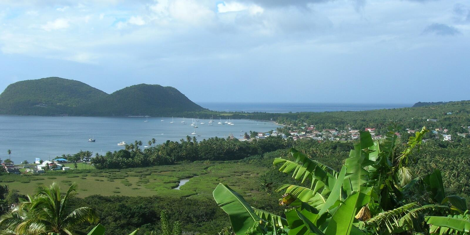 Guadeloupe and Antigua Christmas and New Year cruise