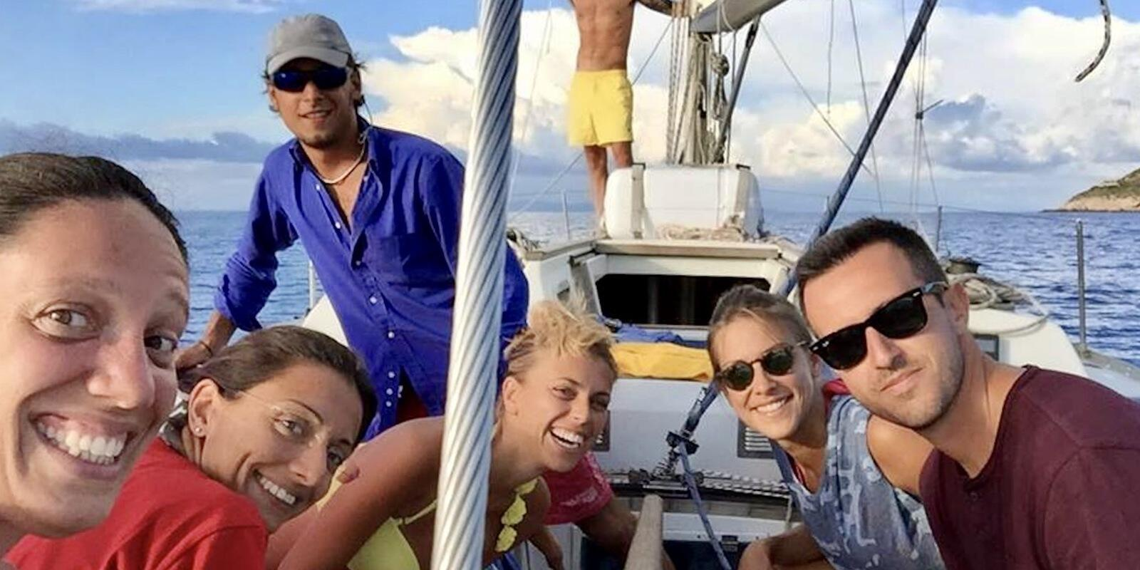 Sailing to the Argentario, Giglio and Giannutri ... a perfect weekend!