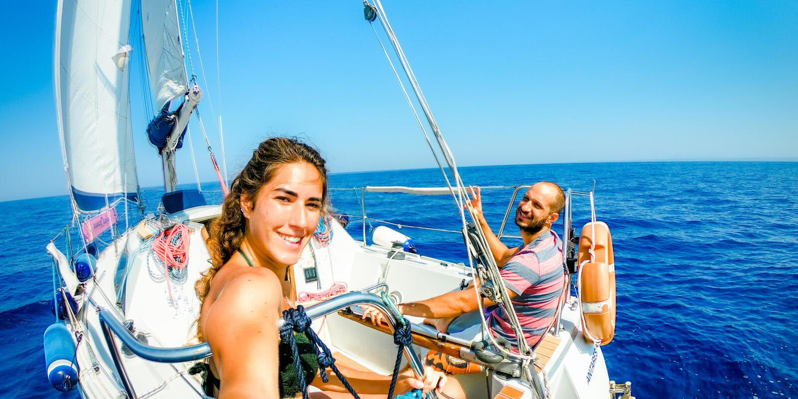 two hearts and a sailboat | weekend for couples to discover the Flegrean islands