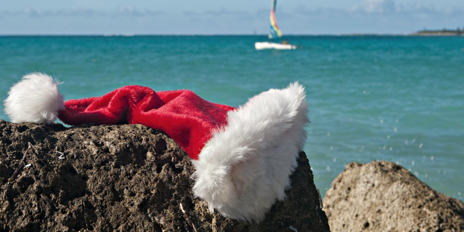New Year's Eve in the Caribbean: sailboat between luxury and comfort