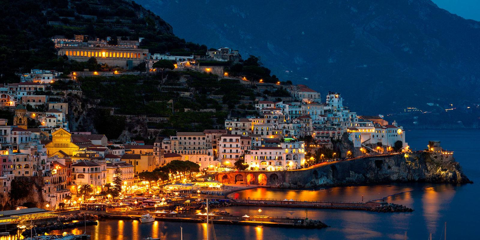 Enchanting Amalfi, Positano and Capri ... you will never want to go home!
