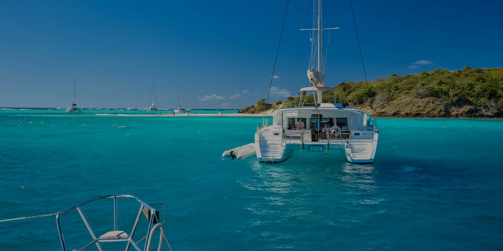Sailing holidays in the Caribbean with a local skipper