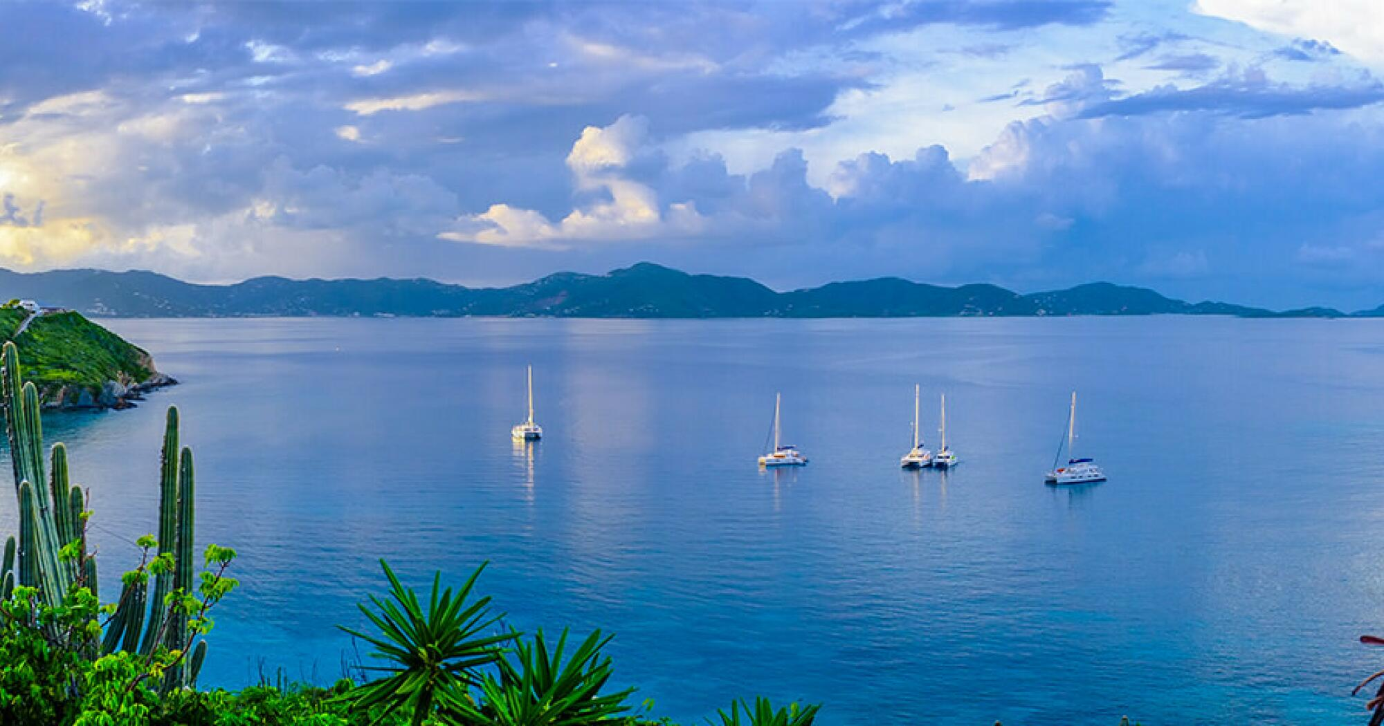 Christmas In July 2019 Bvi.Top 10 Sailing Holidays In The Bvi With Skipper Sailsquare