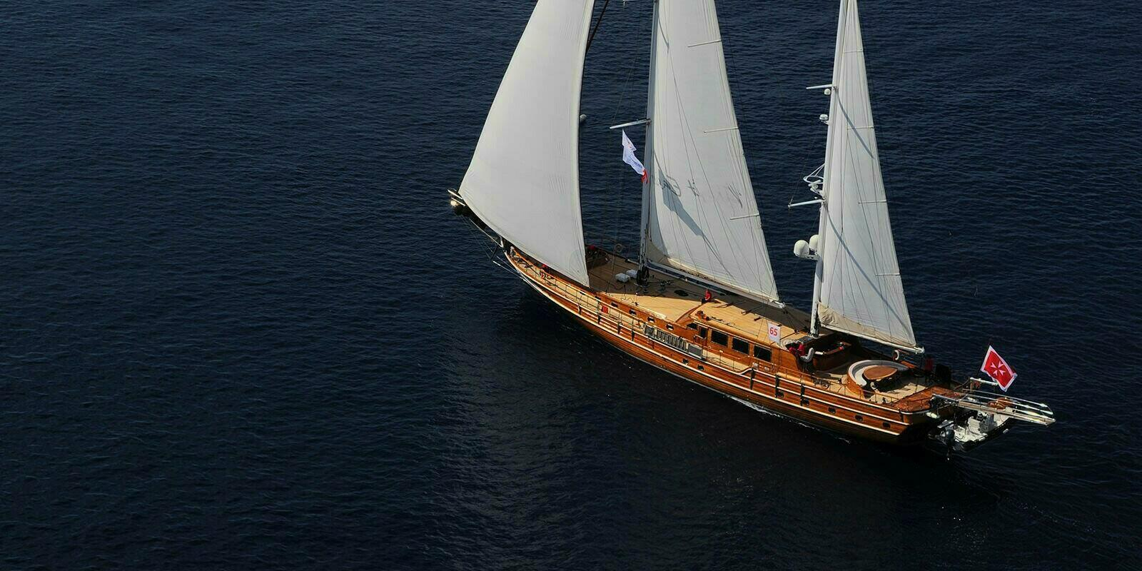 Gulet Sailing holidays in Greece